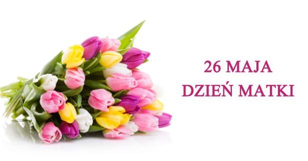 Ilustracja do informacji: Dziś świętują wszystkie MAMY !