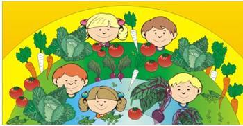 Ilustracja do informacji: Dożywianie dzieci w szkole.