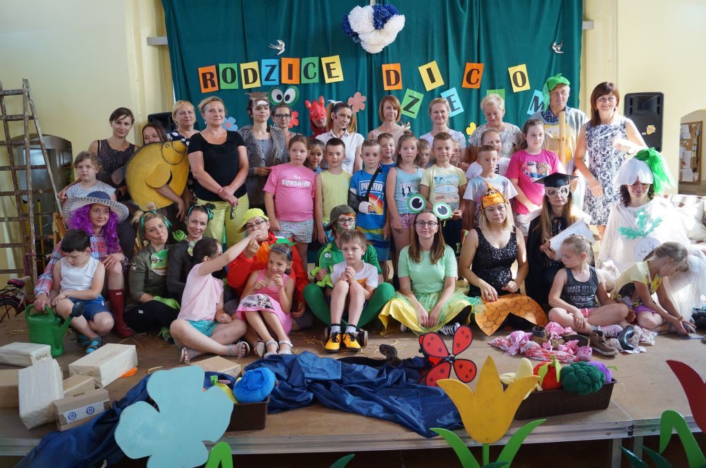 Ilustracja do informacji: Obchody Dnia Dziecka w Zespole Szkół w Rzepinie