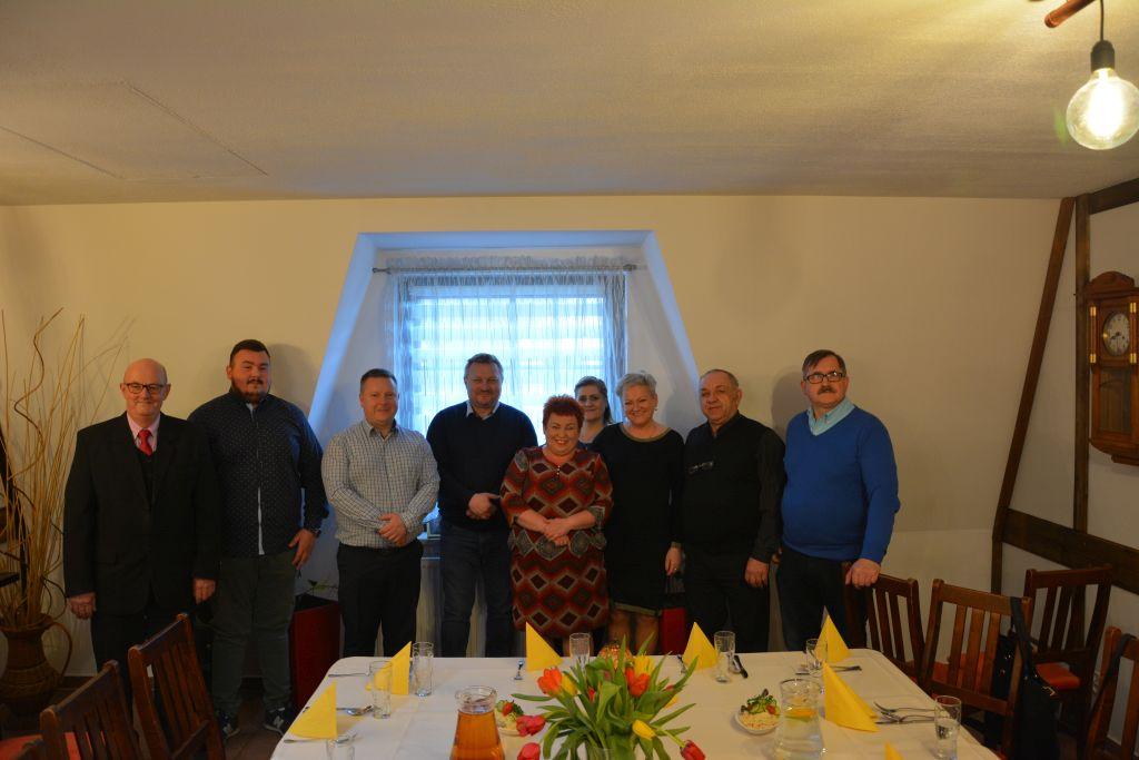Ilustracja do informacji: Spotkanie z Sołtysami
